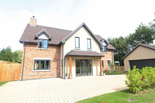 Thumbnail Detached house for sale in Galton House Riverside Court, Montford Bridge, Shrewsbury