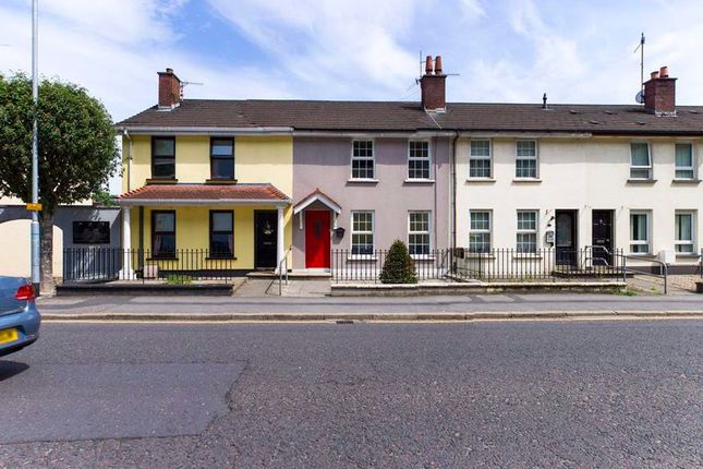 Thumbnail End terrace house for sale in Glenside Terrace, Dominic Street, Newry