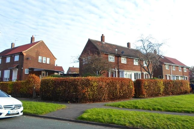 Thumbnail Semi-detached house to rent in Barncroft Drive, Leeds
