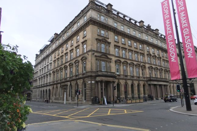 Thumbnail Flat to rent in 5/3, 5 South Frederick Street, Glasgow