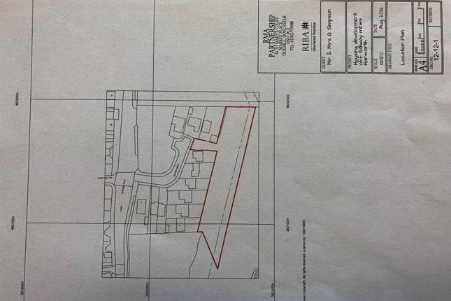 Land for sale in Galway Mews, Harworth, Doncaster