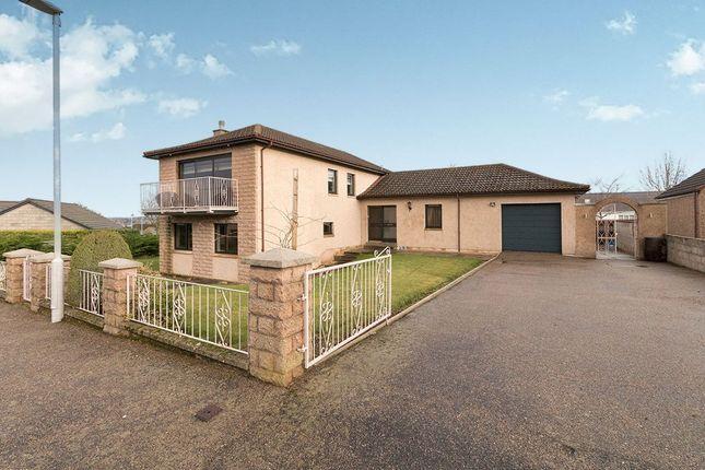 Thumbnail Detached house for sale in Birnie Crescent, Elgin