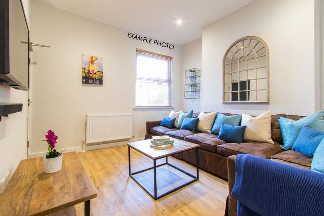 Thumbnail 6 bed terraced house to rent in 128 Inverness Place, Cardiff