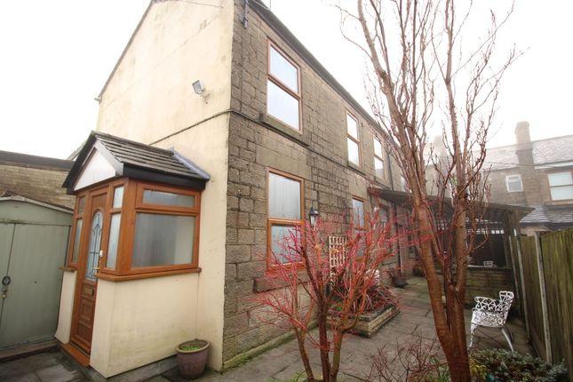 Thumbnail Semi-detached house for sale in Albert Street, Hadfield, Glossop