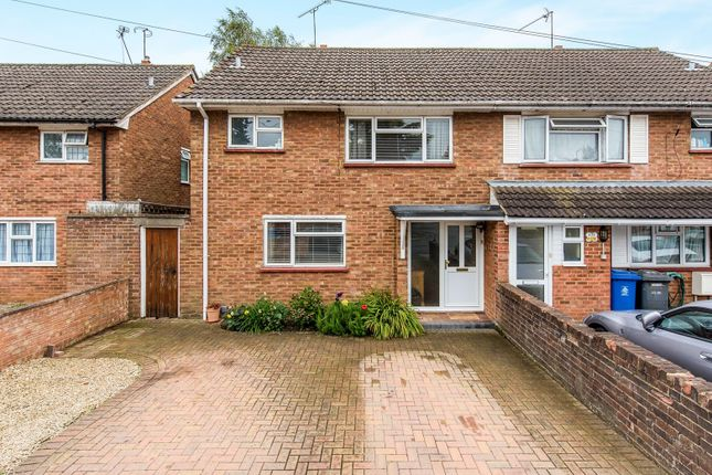 Thumbnail Semi-detached house for sale in Wessex Way, Maidenhead