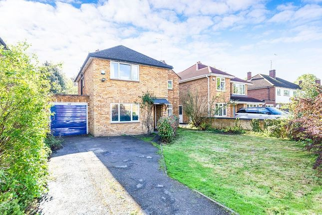 Thumbnail Detached house for sale in Fairview Road, Stevenage