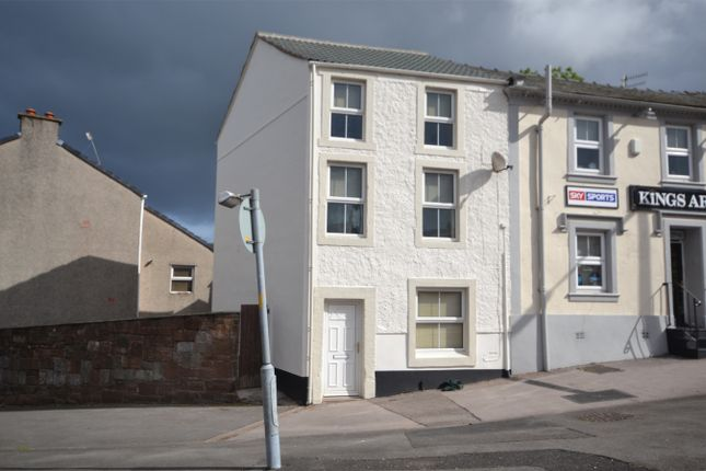 Thumbnail Semi-detached house to rent in Main Street, Hensingham, Whitehaven, Cumbria