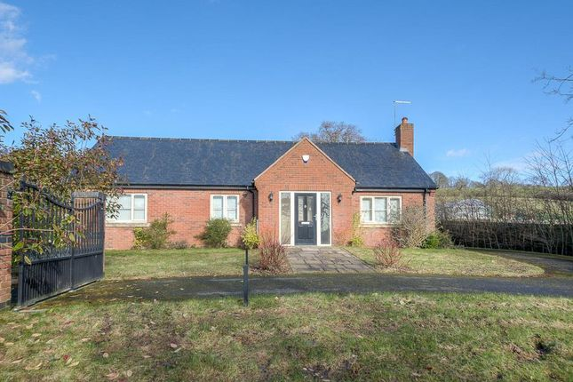Thumbnail Detached bungalow for sale in Badby Lane, Staverton, Daventry