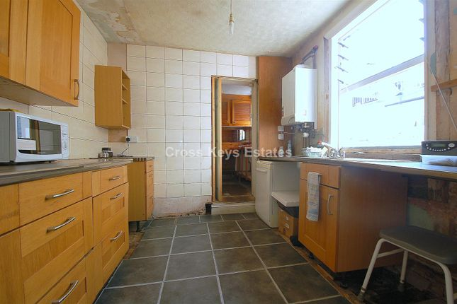 Fitted Kitchen of St. Georges Terrace, Plymouth PL2