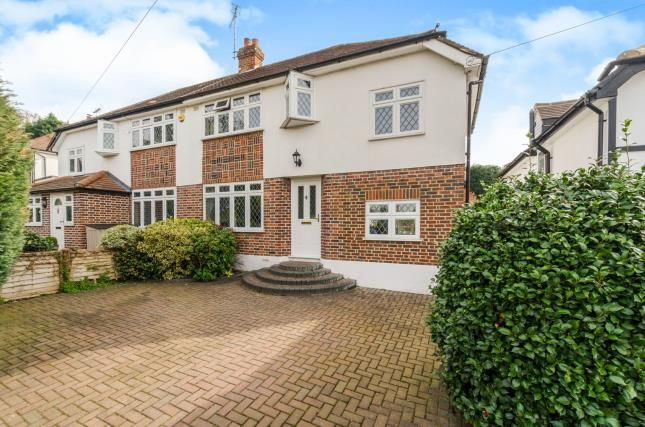Thumbnail Property for sale in Tudor Close, Chessington, Surrey