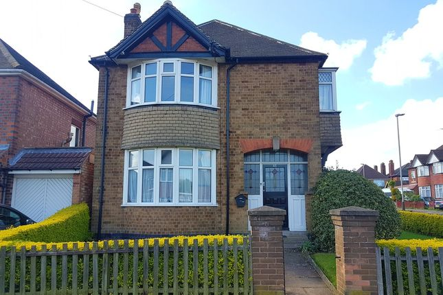 Thumbnail Detached house to rent in Wavertree Drive, Belgrave, Leicester