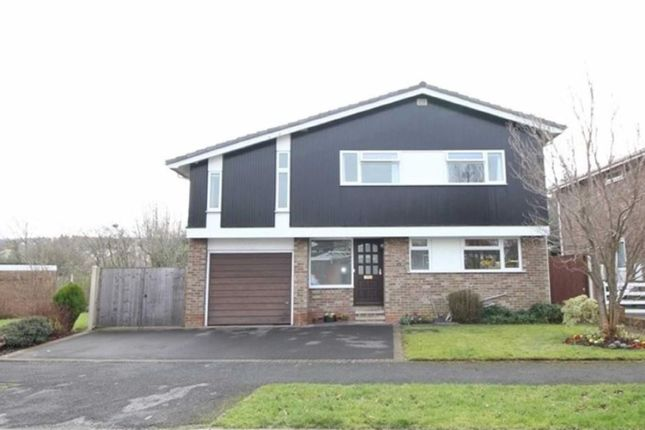 Thumbnail Detached house for sale in Amber Heights, Ripley, Derbyshire