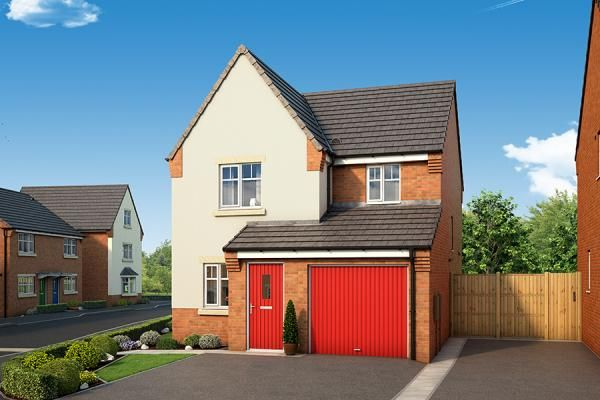 """Thumbnail Property for sale in """"The Poplar At The Willows, Dudley"""" at Middlepark Road, Dudley"""