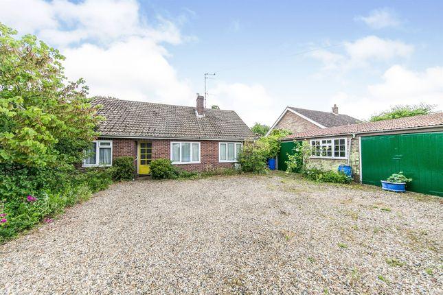Thumbnail Detached bungalow for sale in Bears Lane, Lavenham, Sudbury