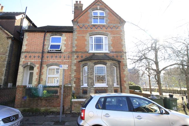 Thumbnail Shared accommodation to rent in Church Road, Guildford
