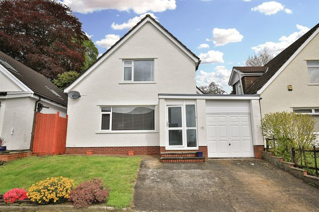 Thumbnail Detached house for sale in North Rise, Llanishen, Cardiff