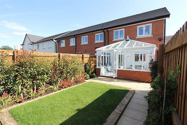 Thumbnail Mews house for sale in Eccleston Grange, Eccleston, St Helens