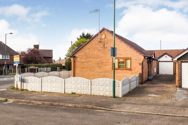 Outside of Avalon Close, Nottingham, Nottinghamshire NG6