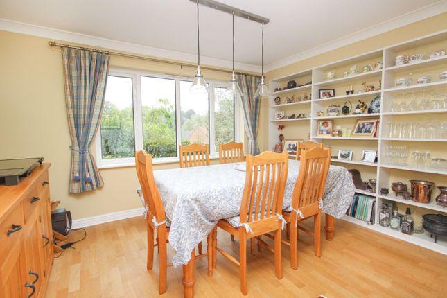 Dining Room of Wellesley Green, Bruton BA10