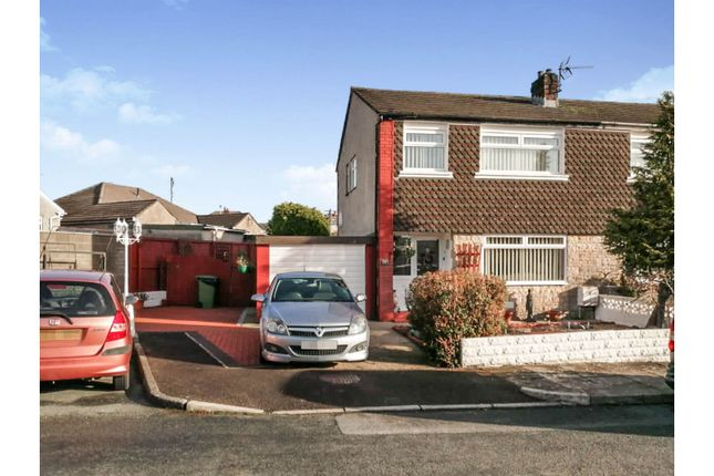 Thumbnail Semi-detached house for sale in York Drive, Llantwit Fadre
