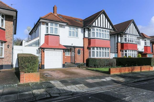 Thumbnail Property for sale in Audley Road, Ealing, London