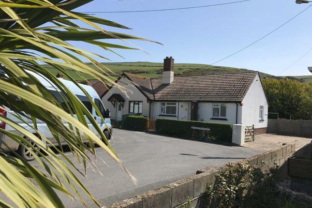 Thumbnail Semi-detached bungalow for sale in Arlington Place, Woolacombe, Devon