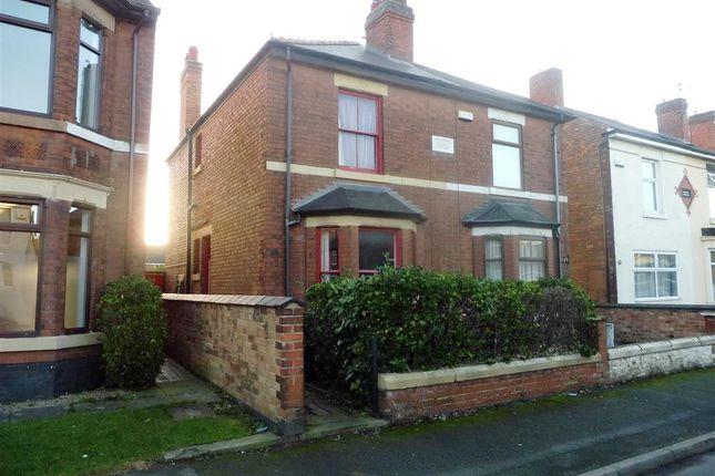 Semi-detached house for sale in Baker Street, Alvaston, Derby