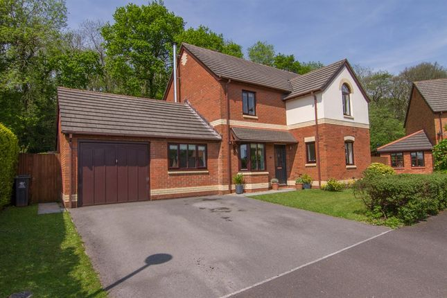 Thumbnail Detached house for sale in Havenwood Drive, Thornhill, Cardiff