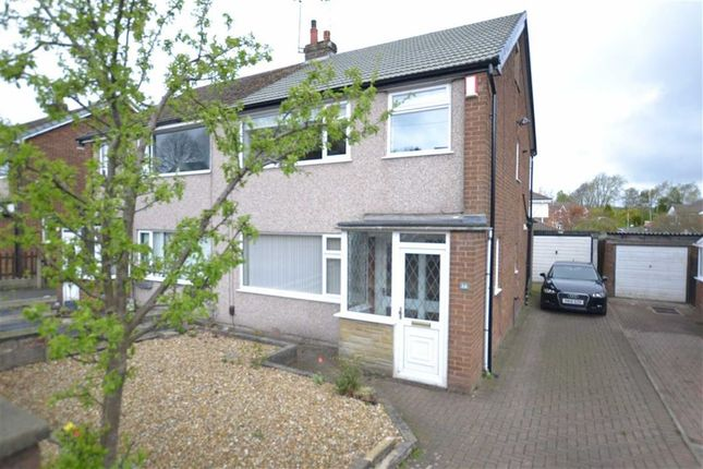 Thumbnail Semi-detached house for sale in Cornwall Road, Rishton