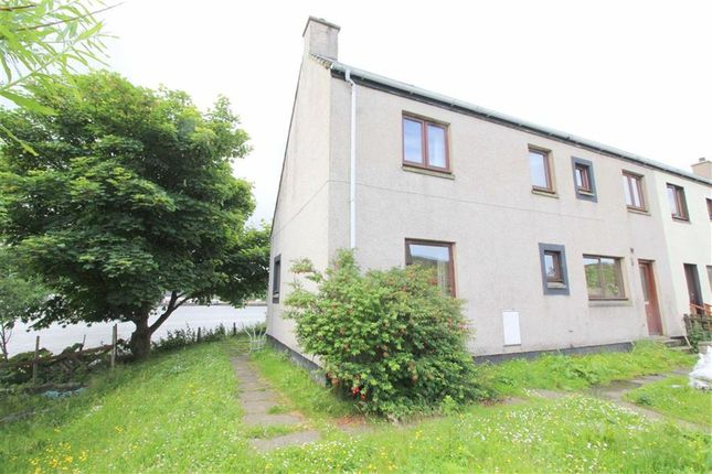 Thumbnail Terraced house for sale in 22, Kirk Road, Lochinver, Sutherland