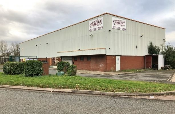 Thumbnail Warehouse to let in Direct House, Hortonwood 7, Telford, Shropshire
