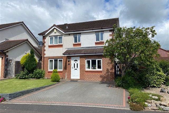Thumbnail Detached house for sale in Tribune Drive, Houghton, Carlisle, Cumbria