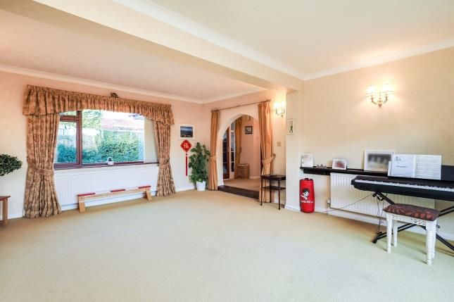 Reception Room of Swithland Drive, West Bridgford, Nottingham, Nottinghamshire NG2