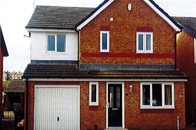 Thumbnail Detached house for sale in The Carrock Plot 8, Parkview, Barrow-In-Furness