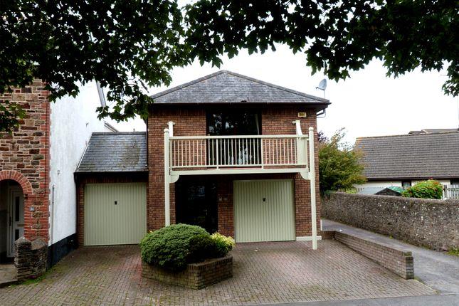 Thumbnail Link-detached house for sale in Park Lane, Bideford