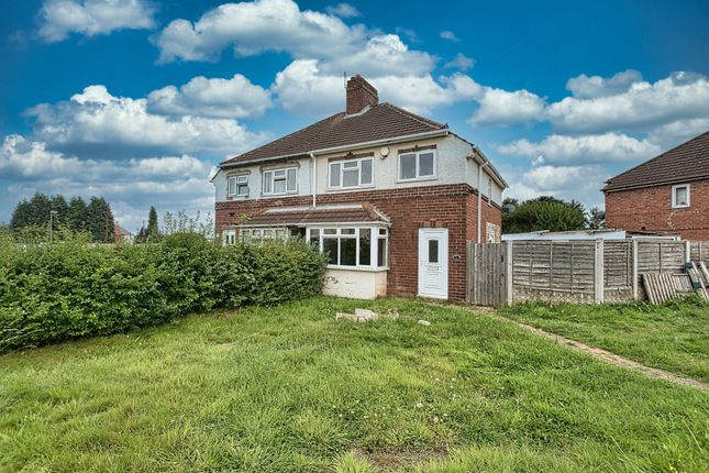 3 bed semi-detached house for sale in Ogley Crescent, Walsall WS8