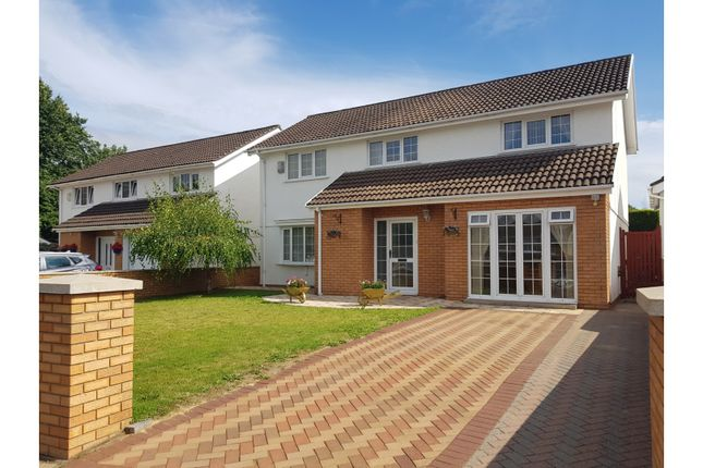 Thumbnail Detached house for sale in Clos Tirffordd, Penllergaer