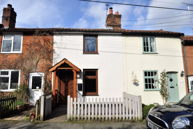 Thumbnail Cottage for sale in Tuddenham St Martin, Ipswich, Suffolk