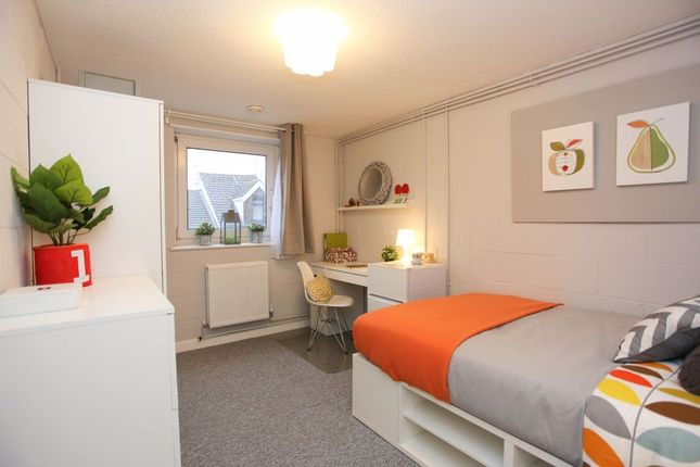 Thumbnail Flat to rent in Lea Road, Luton