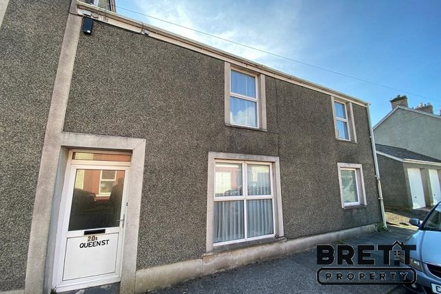 2 bed semi-detached house for sale in Queen Street, Pembroke Dock, Pembrokeshire. SA72