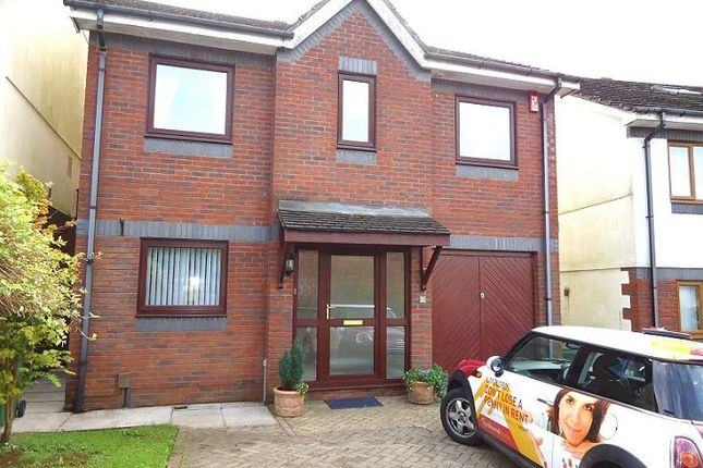 Thumbnail Detached house to rent in Alexandra Close, Elburton, Plymouth