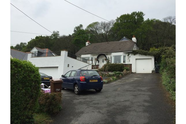 Thumbnail Detached house for sale in Rhyddyn Hill, Wrexham