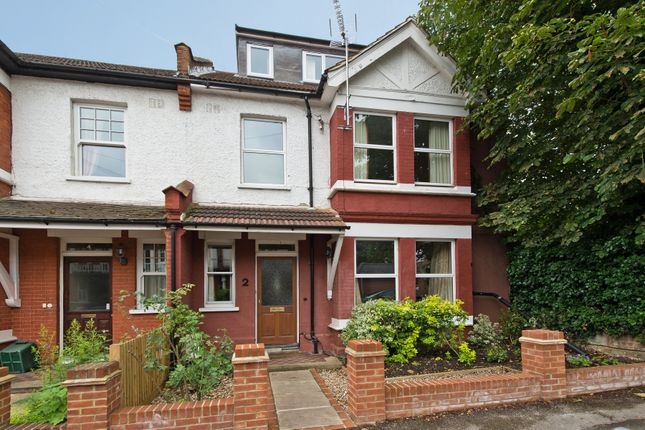 Thumbnail End terrace house for sale in Stanton Road, London