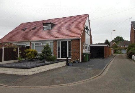 Thumbnail Semi-detached house for sale in Yew Tree Green, Melling