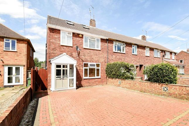 Thumbnail End terrace house to rent in Narbeth Drive, Aylesbury