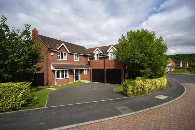 Thumbnail Detached house for sale in Dorchester Drive, Muxton, Telford, Shropshire.