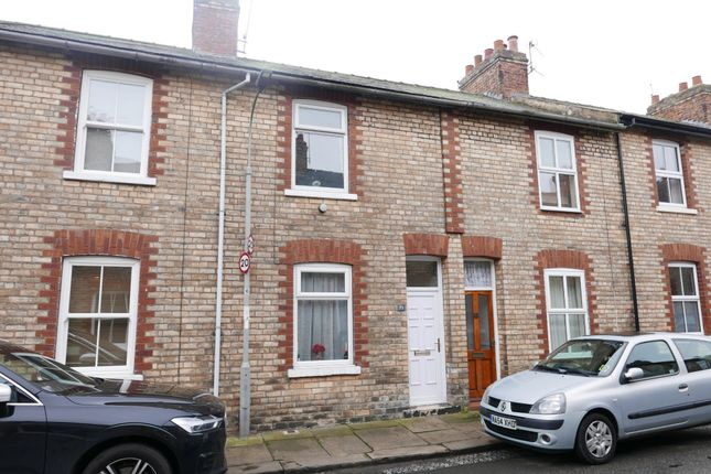 Thumbnail Terraced house to rent in Sutherland Street, South Bank, York, North Yorkshire