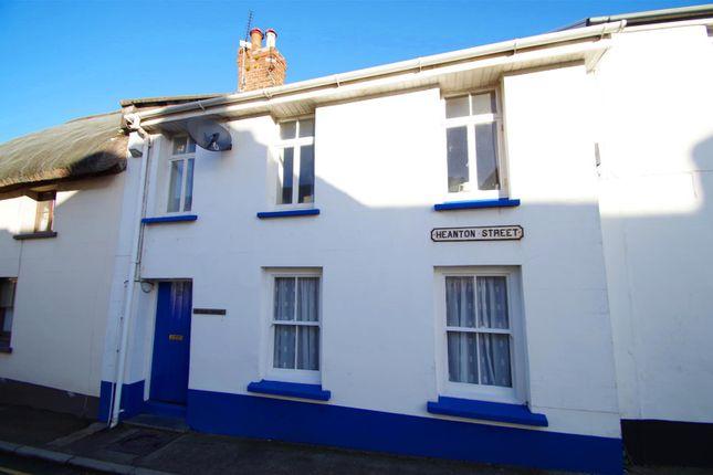 Thumbnail Cottage for sale in Heanton Street, Braunton