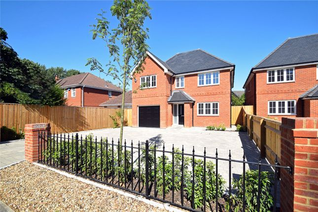 Thumbnail Detached house for sale in St. Marks Road, Binfield, Berkshire