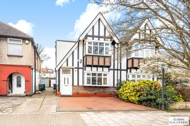 3 bed semi-detached house for sale in Lowick Road, Harrow, Middlesex HA1